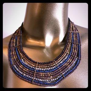 Jewelry - Multi-strand Statement  Necklace